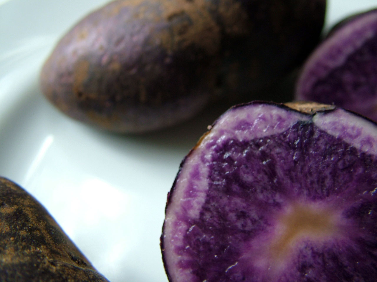 Potatoes – Purple | HomeGrown Organics: Gainesville
