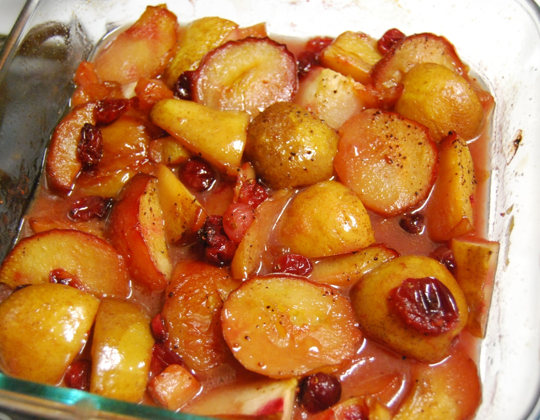 ... roasted pears jpg dukkah baked pears with goats with honey roasted
